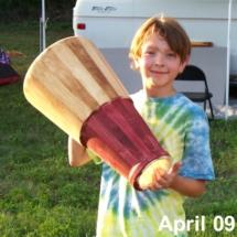 Brian drum builder 4-09