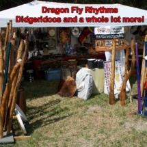 DFR vendor 4-09 didgeridoos