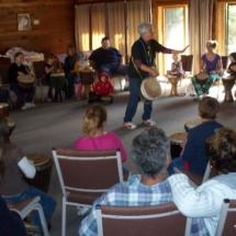 Jana Broder 10-09 kids workshop