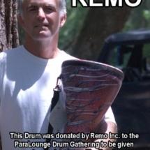 Remo winner