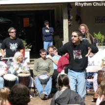 Rhythm Church 10-09 D