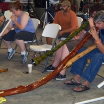 beautiful didgeridoo at the workshop 10-10 - Copy