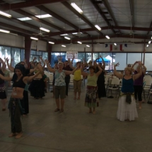 belly dance class 10-11