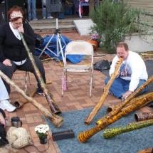 didgeridoo players 10-09 A