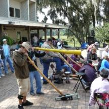 didgeridoos at rhythm church 10-09
