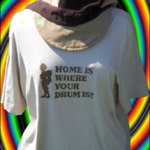 home is where your drum is