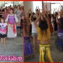 's bellydance class may 2013 - Copy