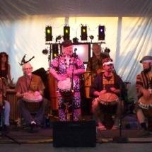 lost safari drummers 10-14